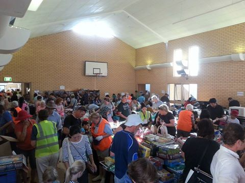 Kippax Monster Garage Sale