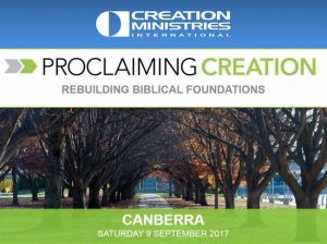 Proclaiming Creation