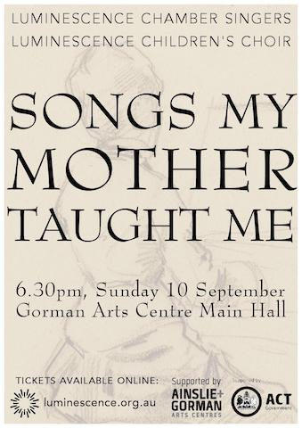 Luminescence Presents: Songs My Mother Taught Me