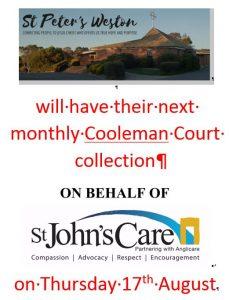 St John's poster