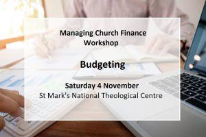 manage parish financeB
