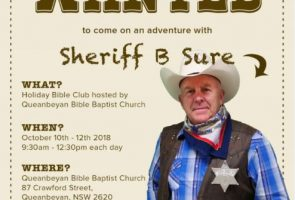 Holiday Bible Club 2018