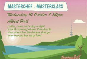 Springfest: Masterchef – Masterclass