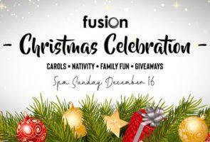 Fusion's Christmas Celebration
