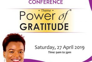 THANKSGIVING CONFERENCE – POWER OF GRATITUDE