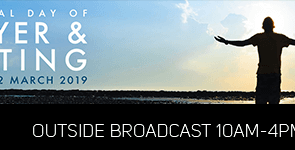National Day of Prayer and Fasting 2019 – 1WAY FM OB