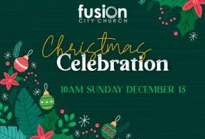Fusion City Church Christmas Celebration