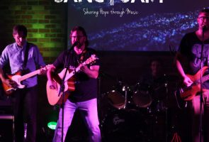 Xmas dinner and Sanctuary, a night of food, fun and live music