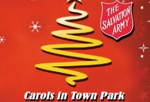 Carols in Town Park