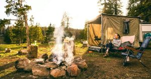 Camping Family Traditions