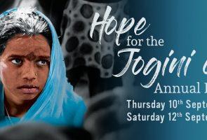 Hope for the Jogini Girls Virtual Dinner