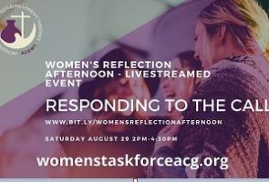 Livestreamed Women's Reflection Afternoon (Catholic)