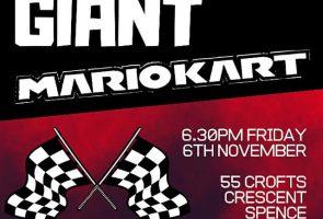 Giant MarioKart