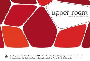 The Upper Room – Pentecost Gathering